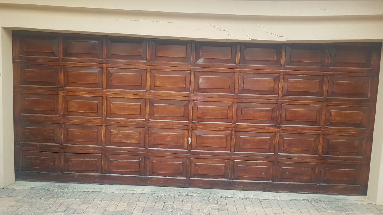 Second Hand Garage Door