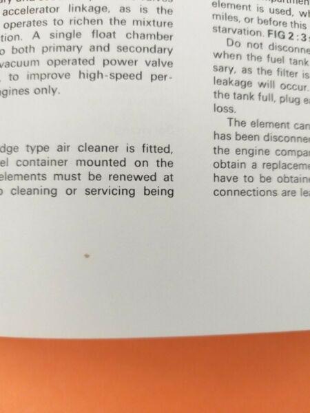 Datsun 1000, 1200, 120Y - Owners Workshop Manual - Autobook 753 - Kenneth Ball