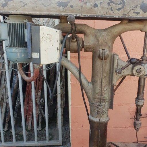 pedestal press drill