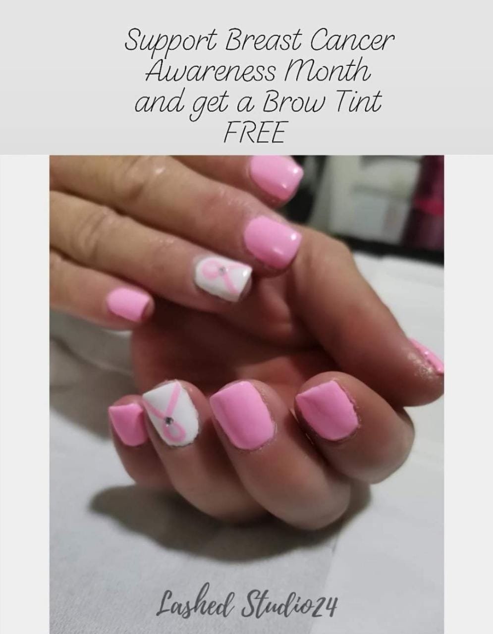 NAIL ENHANCEMENT PROMOTION
