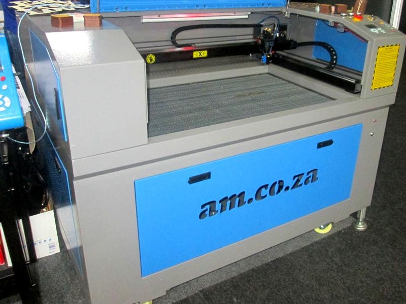 LC-1610/D180 TruCUT Standard Range 1600x1000mm Cabinet, Conveyor Table, Double Laser Head