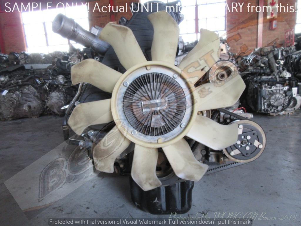 FORD B2500 -WLAT 2.5L TURBO DIESEL -RANGER (LOCAL)