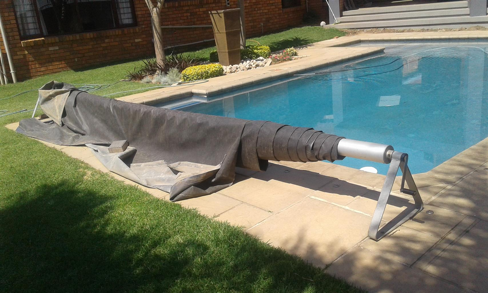 Pool cover roller | Junk Mail