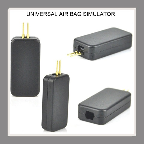 Universal Auto Car Truck Airbag Air Bag Simulator Emulator Bypass Garge SRS Kit