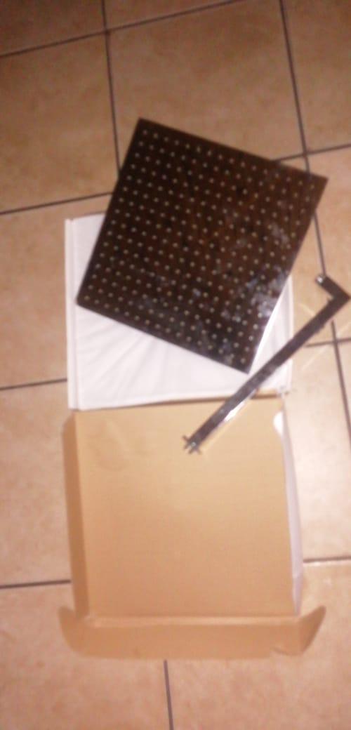 400 x 400 cm Square Showerhead
