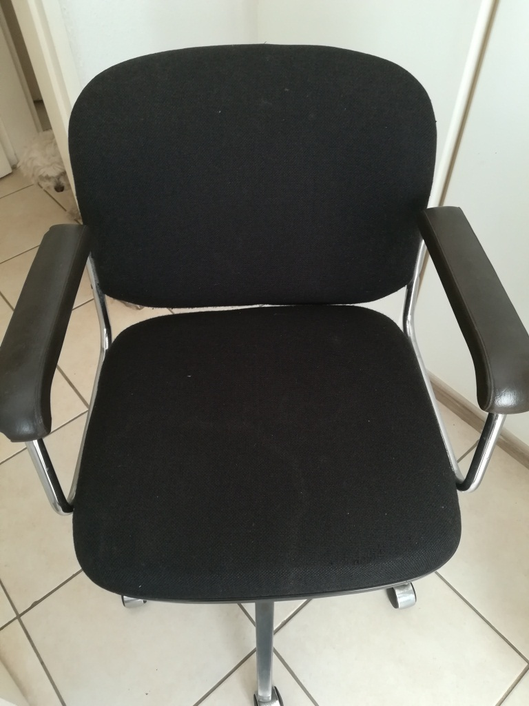 3 offices chair R400.00 each. take all for R1000 Price: R 400