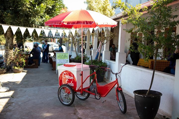 Ice cream tricycle for sale