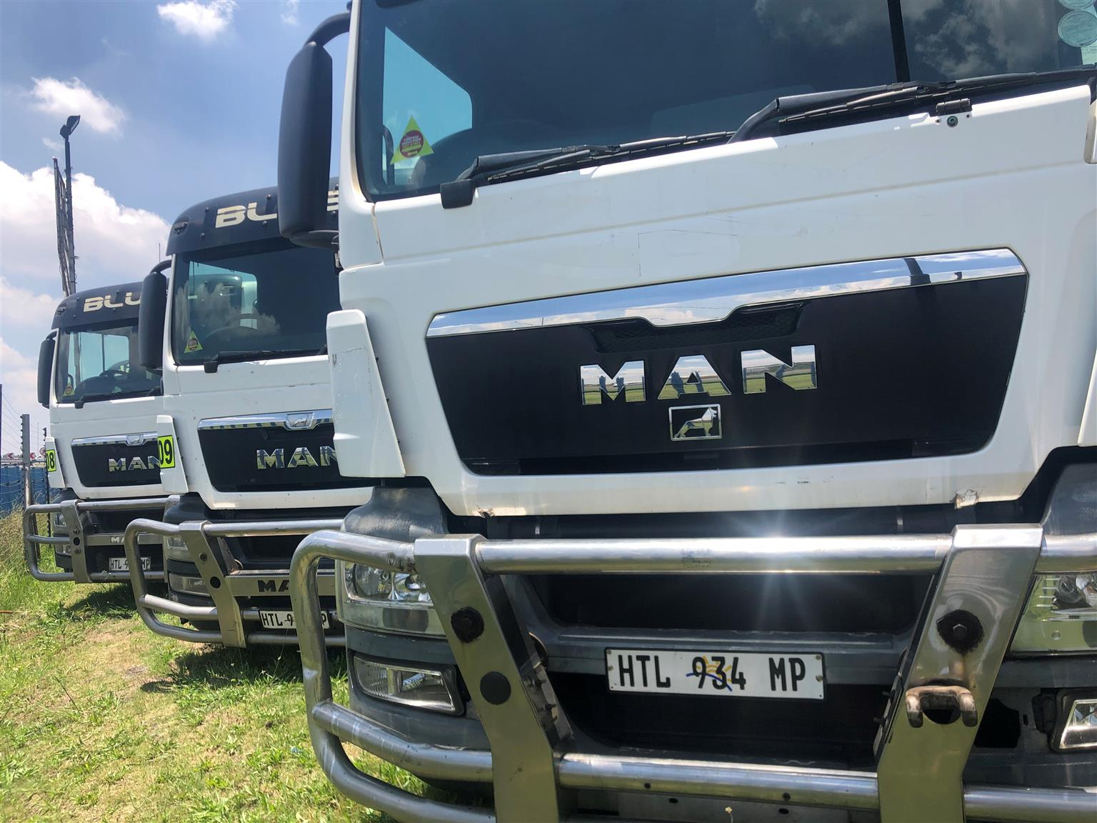 Contracts with FREE diesel when you buy truck & trailer from us.
