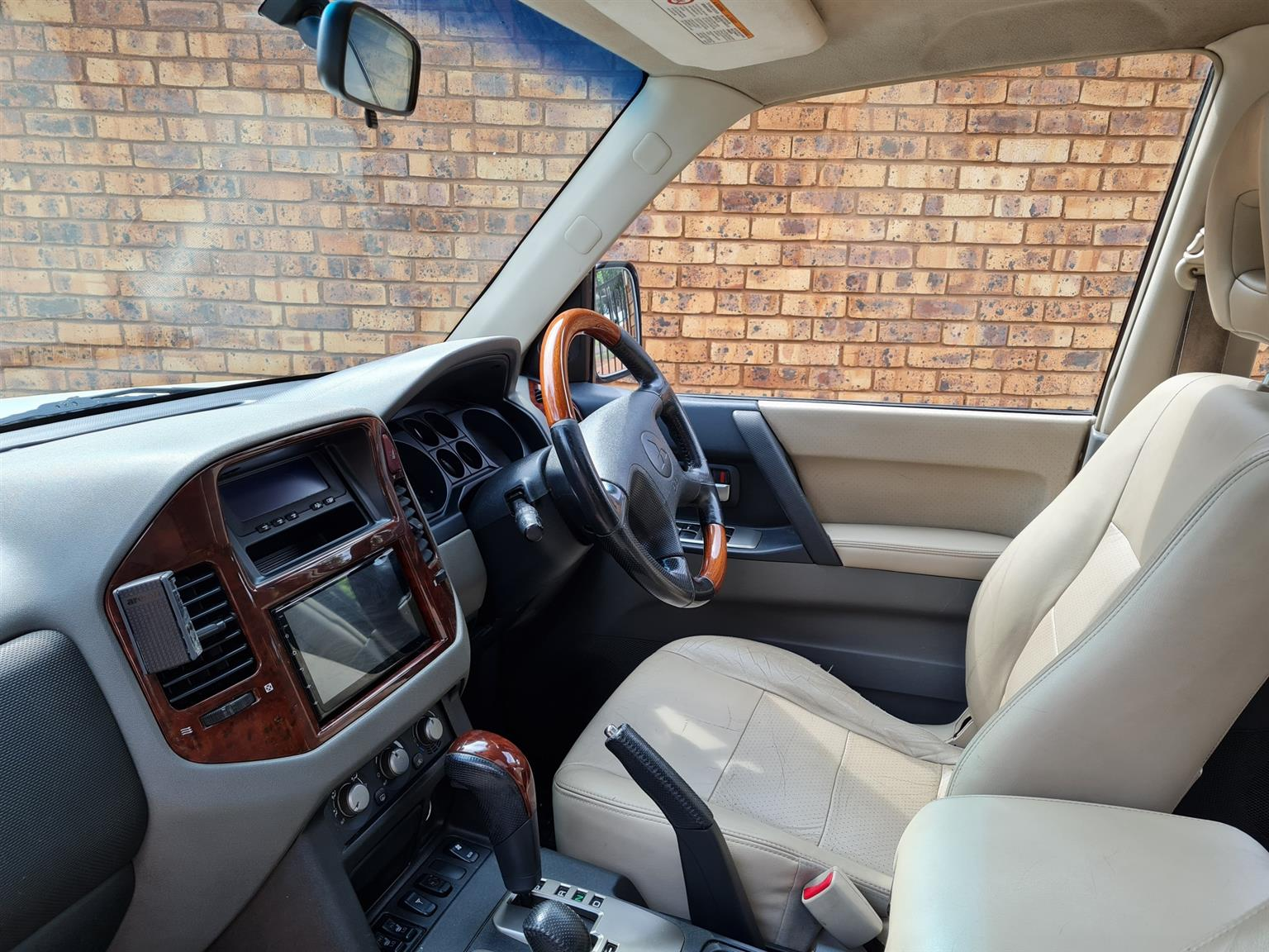 Mitsubishi Pajero 4x4, 2006, Diesel , GLS, LWB, automatic