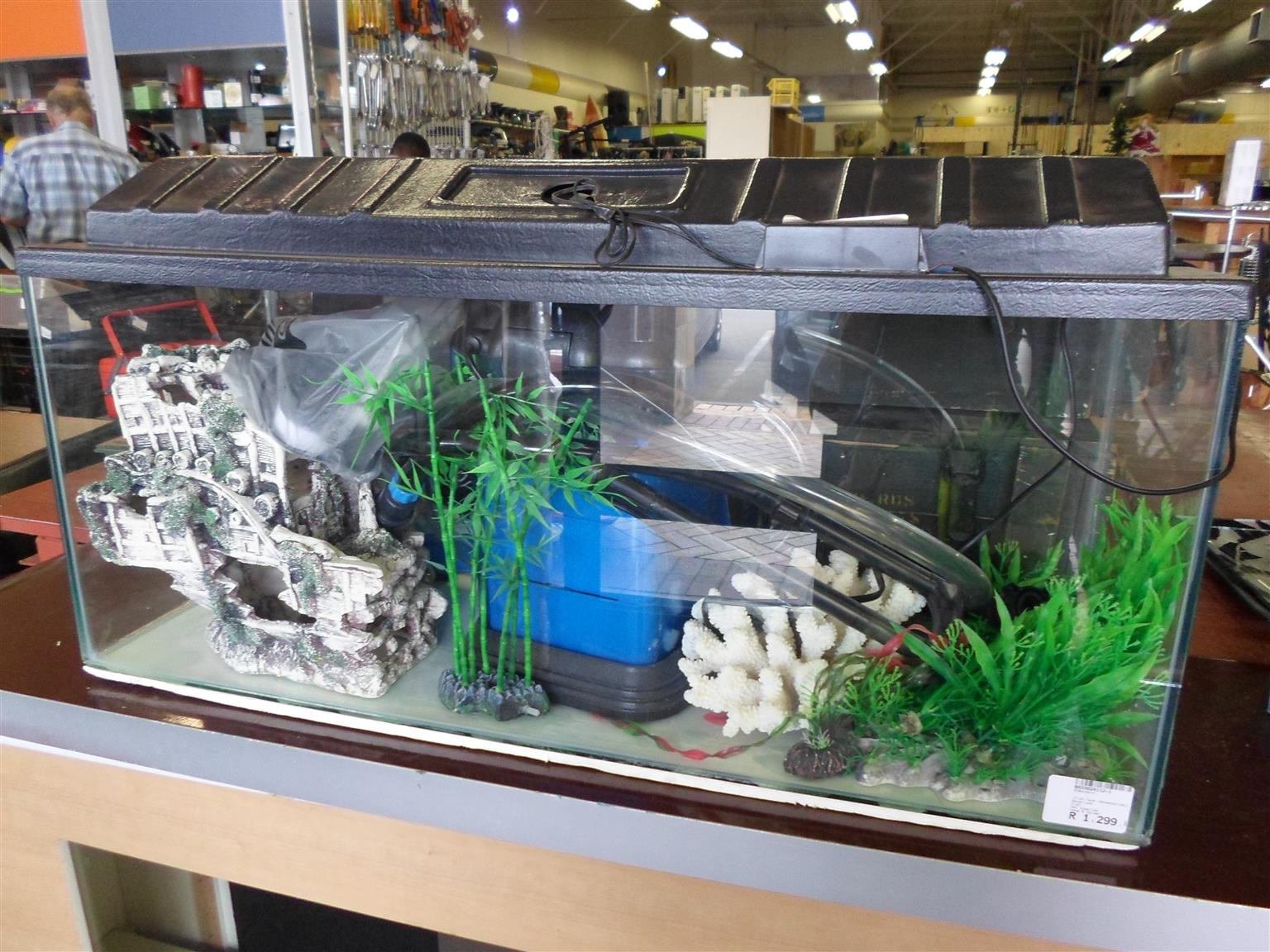 Large Fish Tank Accessories