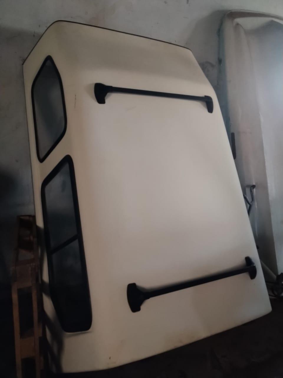 Toyota LWB canopy