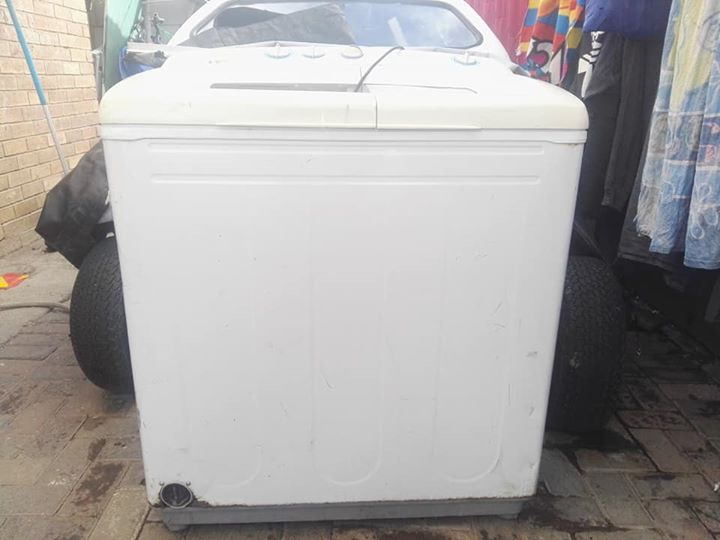 13 kg washing machine