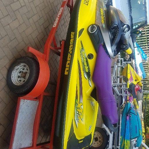 SEADOO XP LIMITED jet ski | Junk Mail