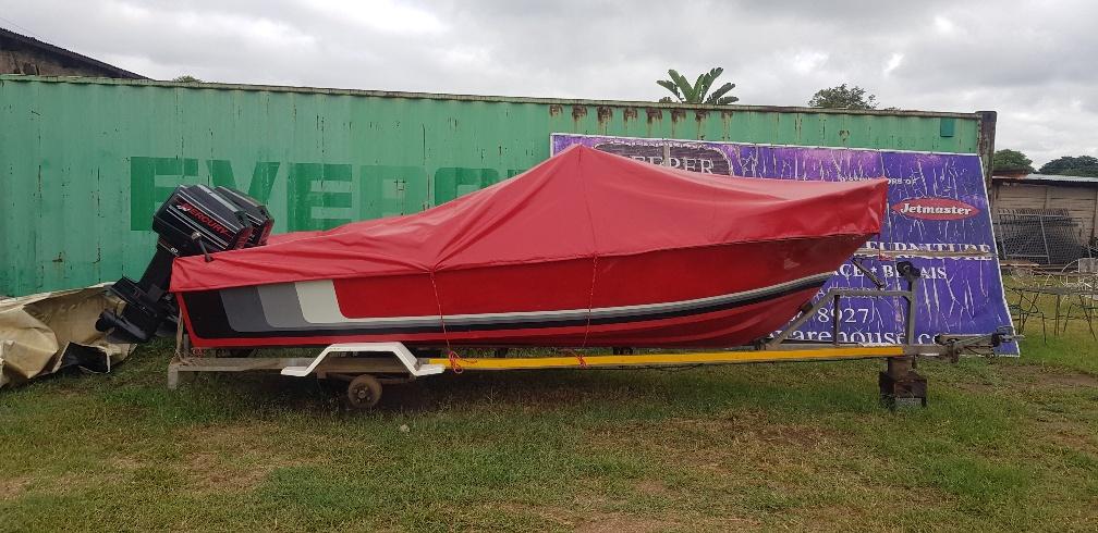 FLAMINGO 170 OFFSHORE CABIN BOAT