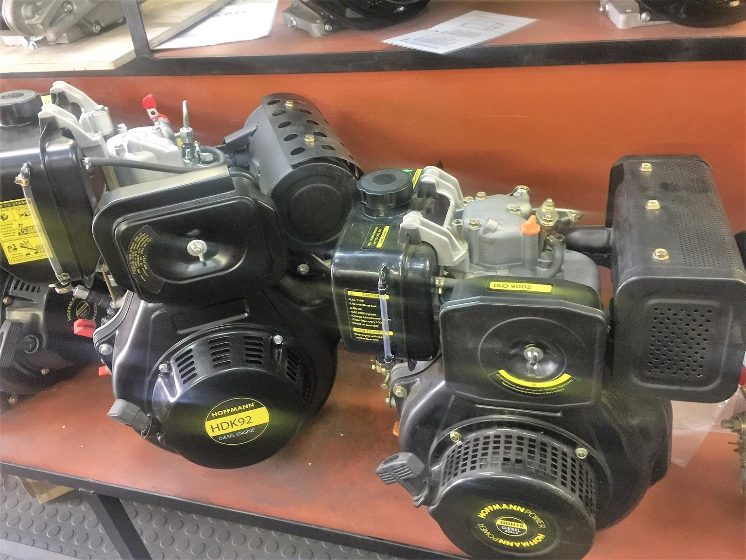 hoffmann diesel engines specials