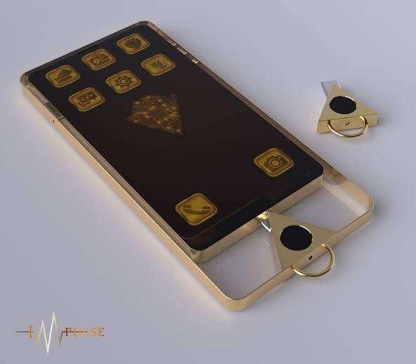 Impulse K1 VOBP Blockchain Smartphone. New in box.