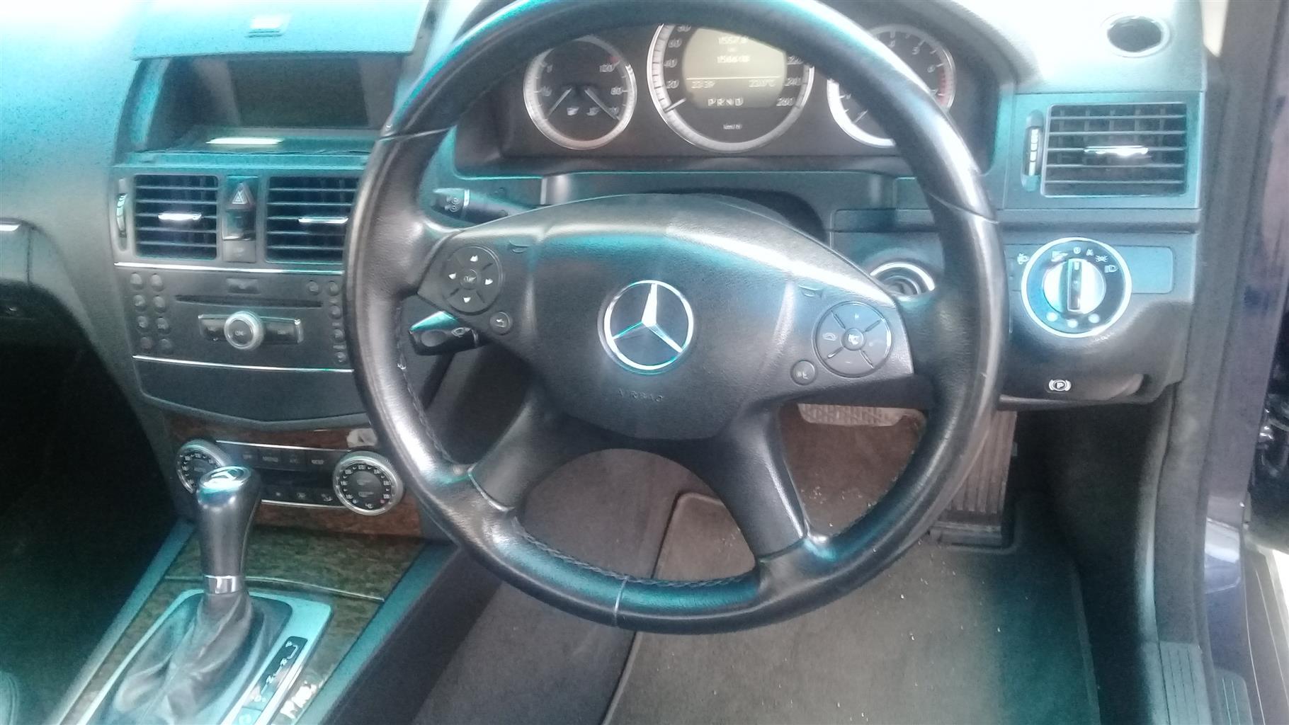 2009 Mercedes Benz 280C