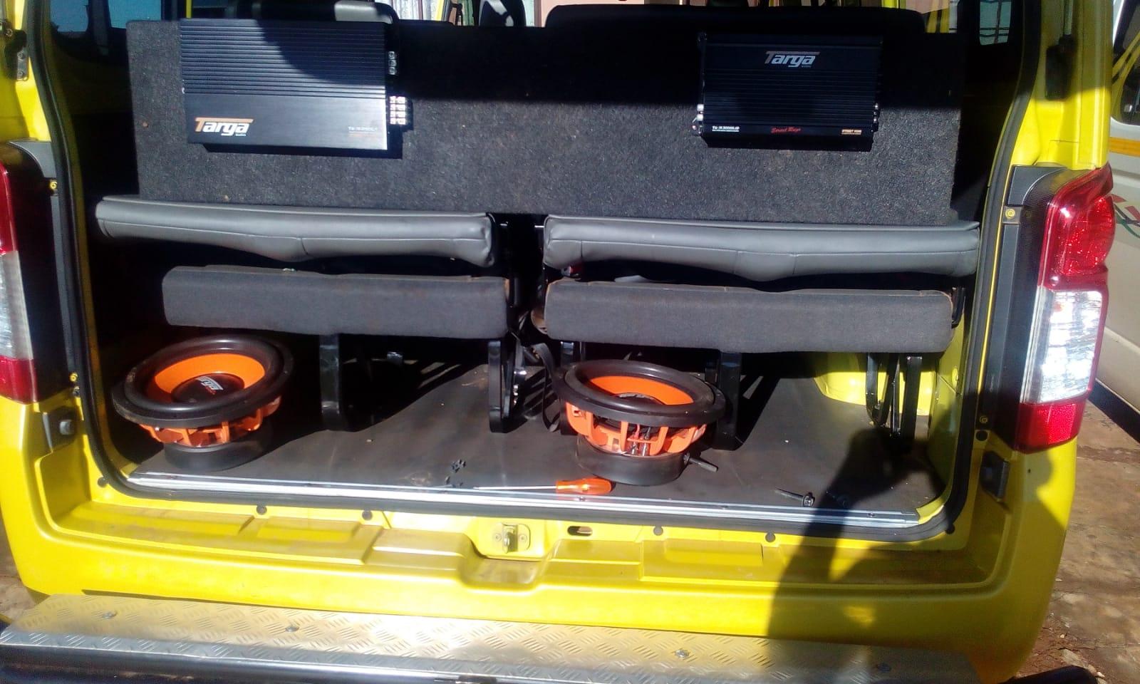 2014 Nissan NV350 panel van wide body 2.5i