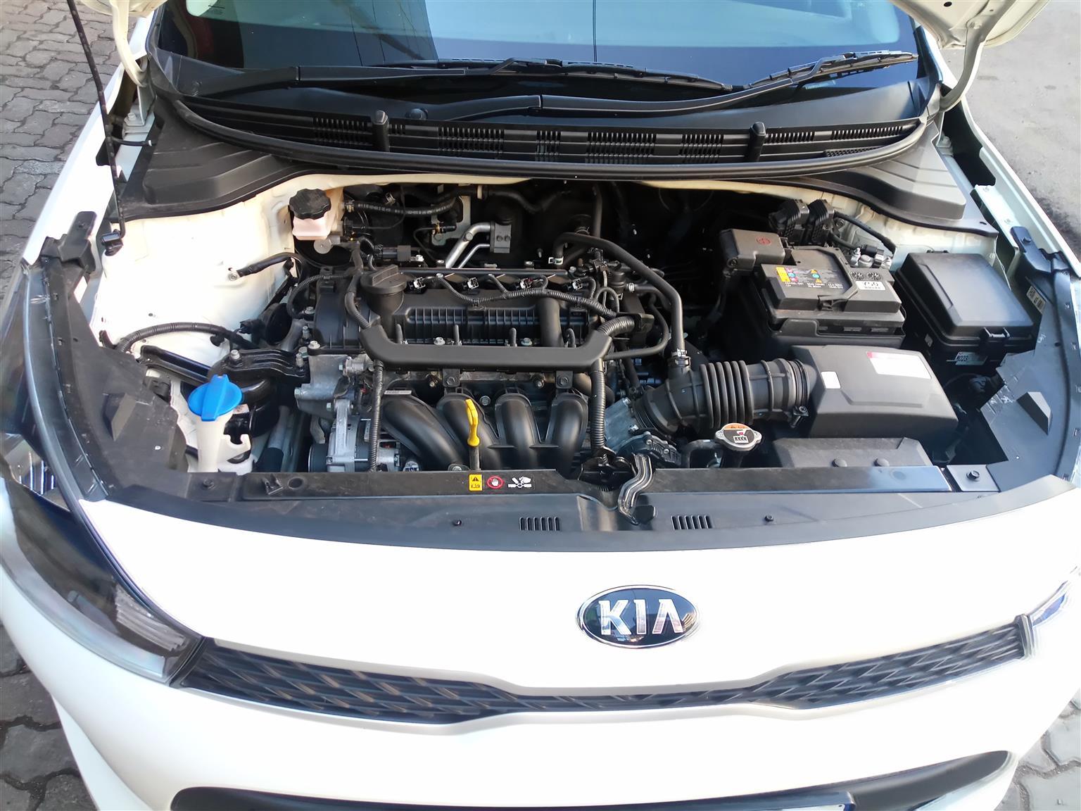 2018 Kia Rio hatch 1.2