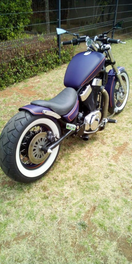 2010 Suzuki Intruder