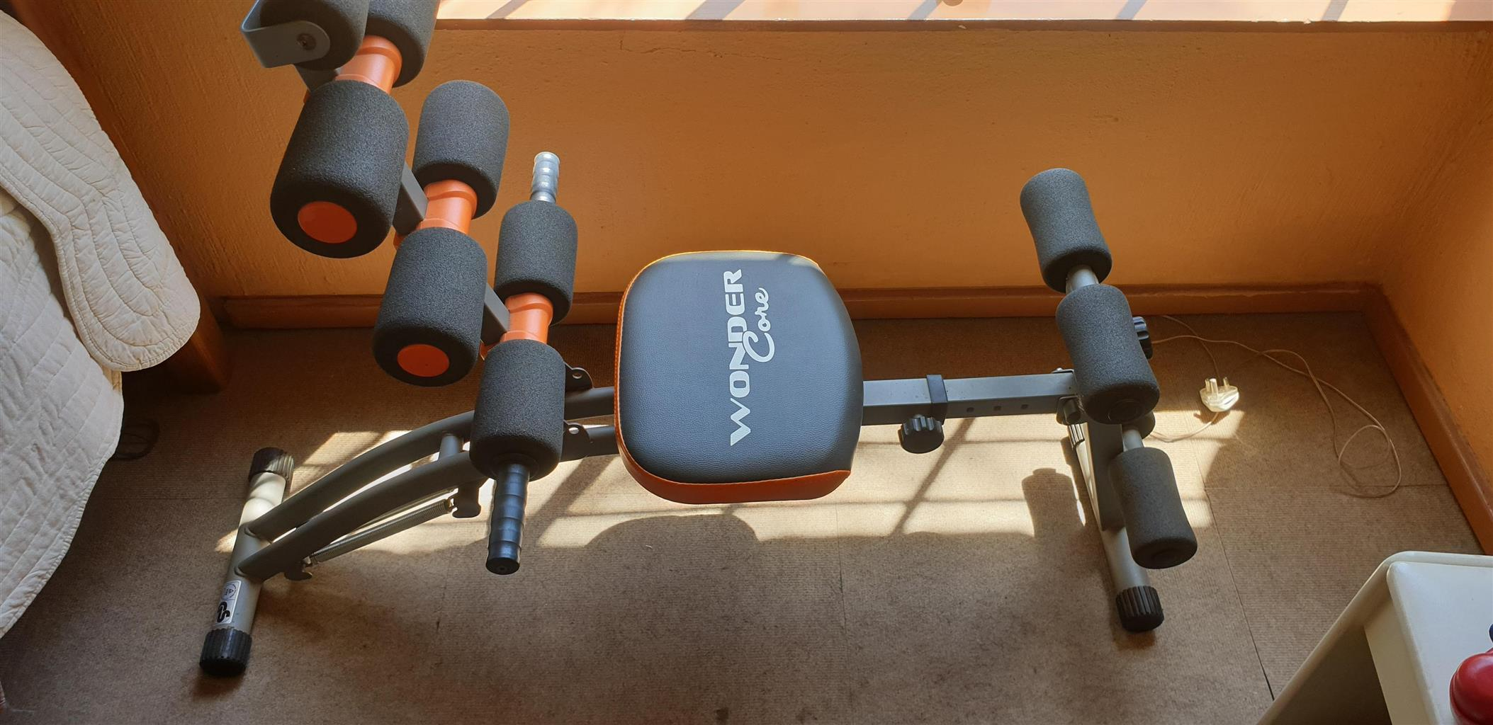 Home excercise equipment