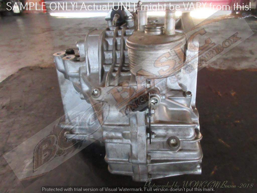 VOLKSWAGEN BSF -1.6 O9G  2WD AUTO FWD Gearbox -GOLF 5