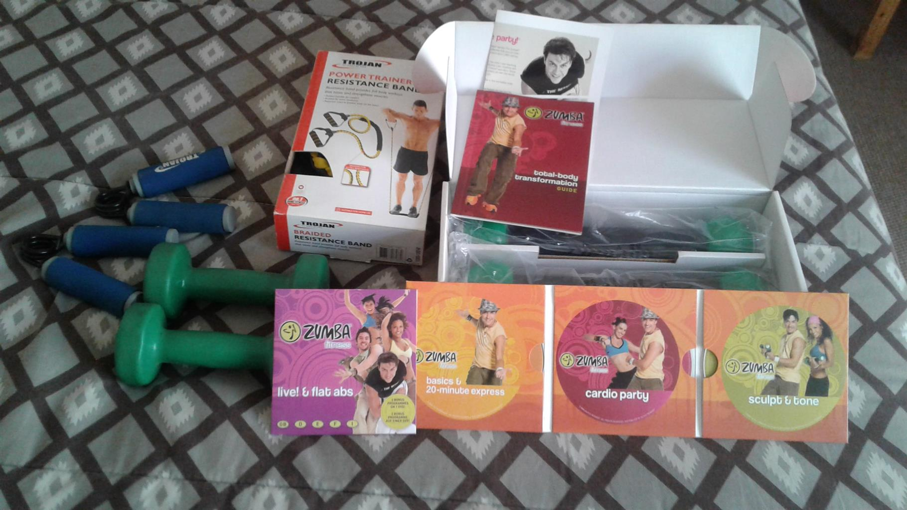 Zumba fitness combo price for sale.