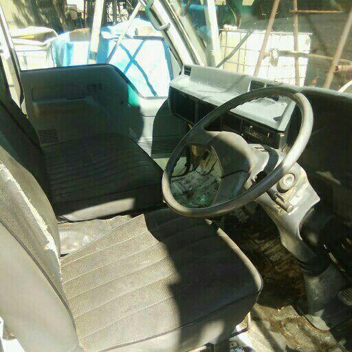 Mitsubishi cab only