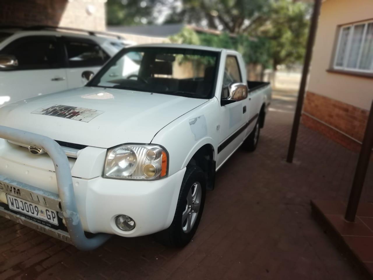 GWM Single Cab