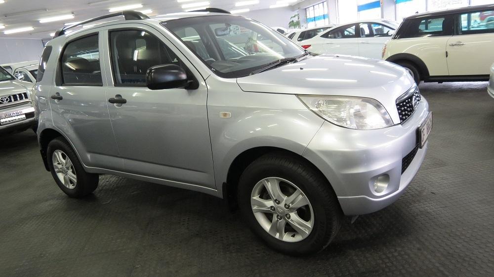 2010 Daihatsu Terios 1.5