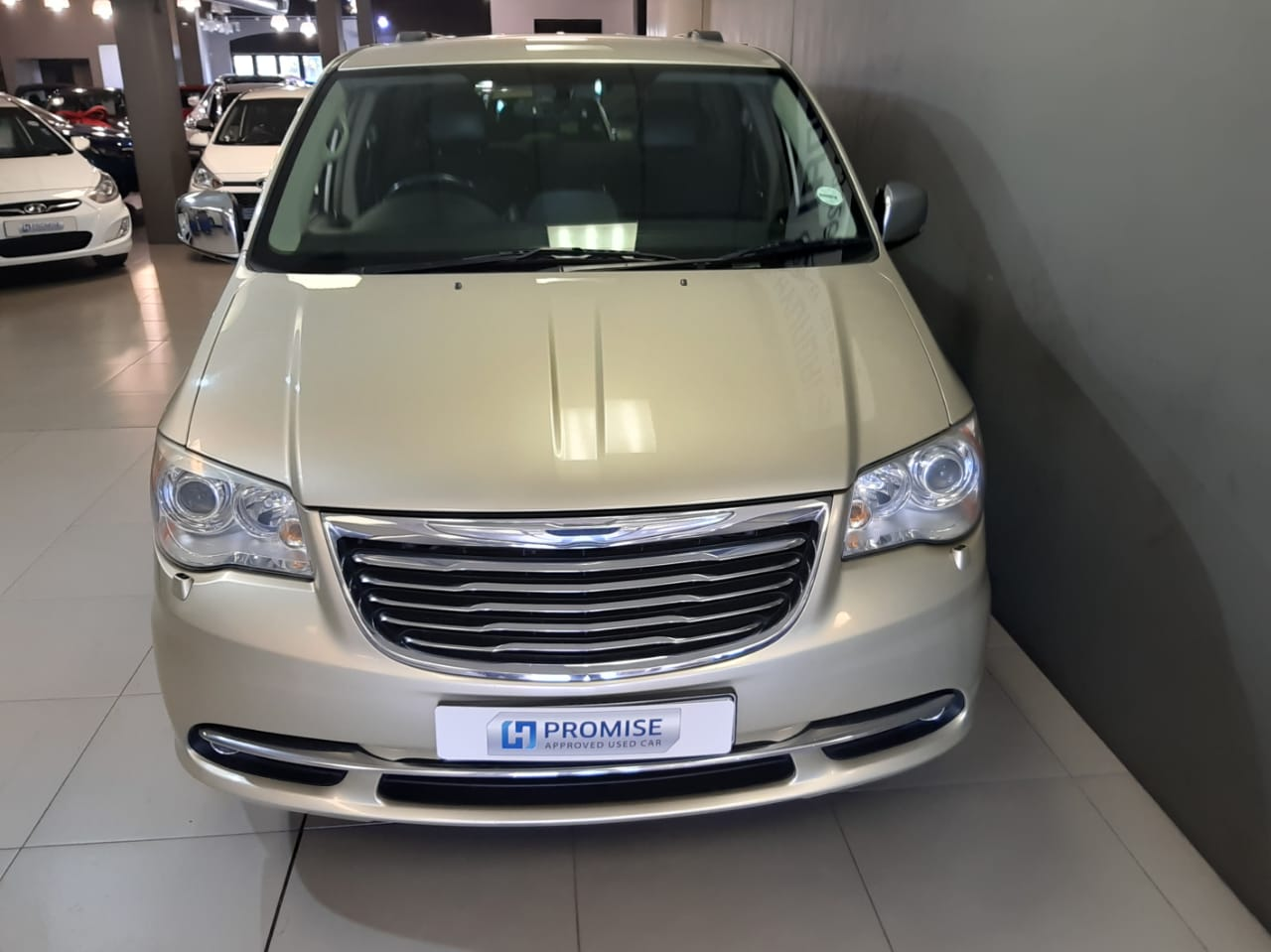 2011 Chrysler Grand Voyager 2.8CRD Limited