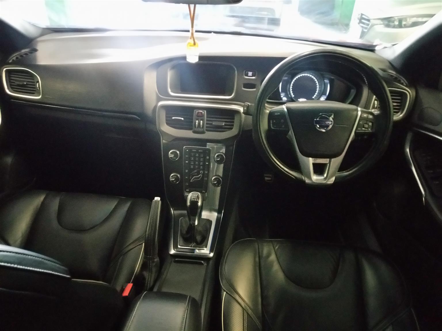 2015 Volvo V40 D2 Inscription