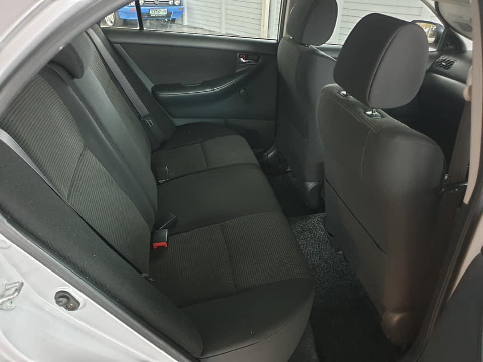 2003 Toyota Corolla 180i GLS