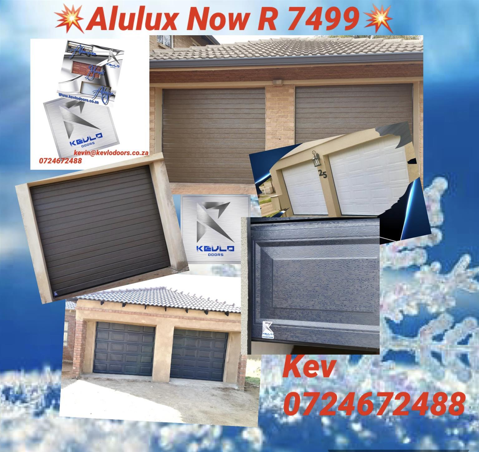 Quality Affordable Garage Doors