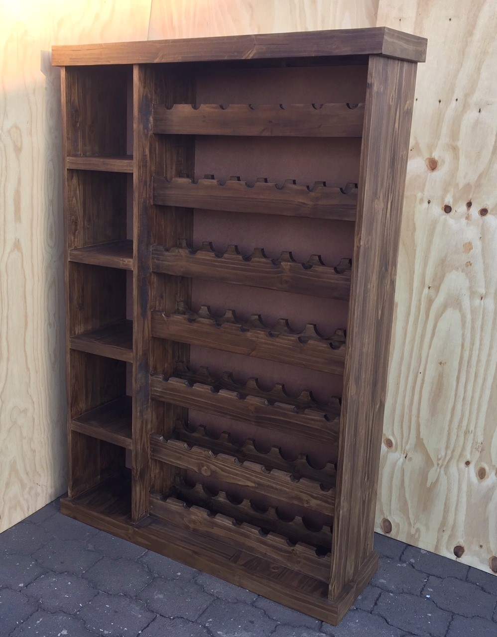 Awesome Liquor And Wine Cabinet Farmhouse Series 2000 Stained Home Interior And Landscaping Transignezvosmurscom