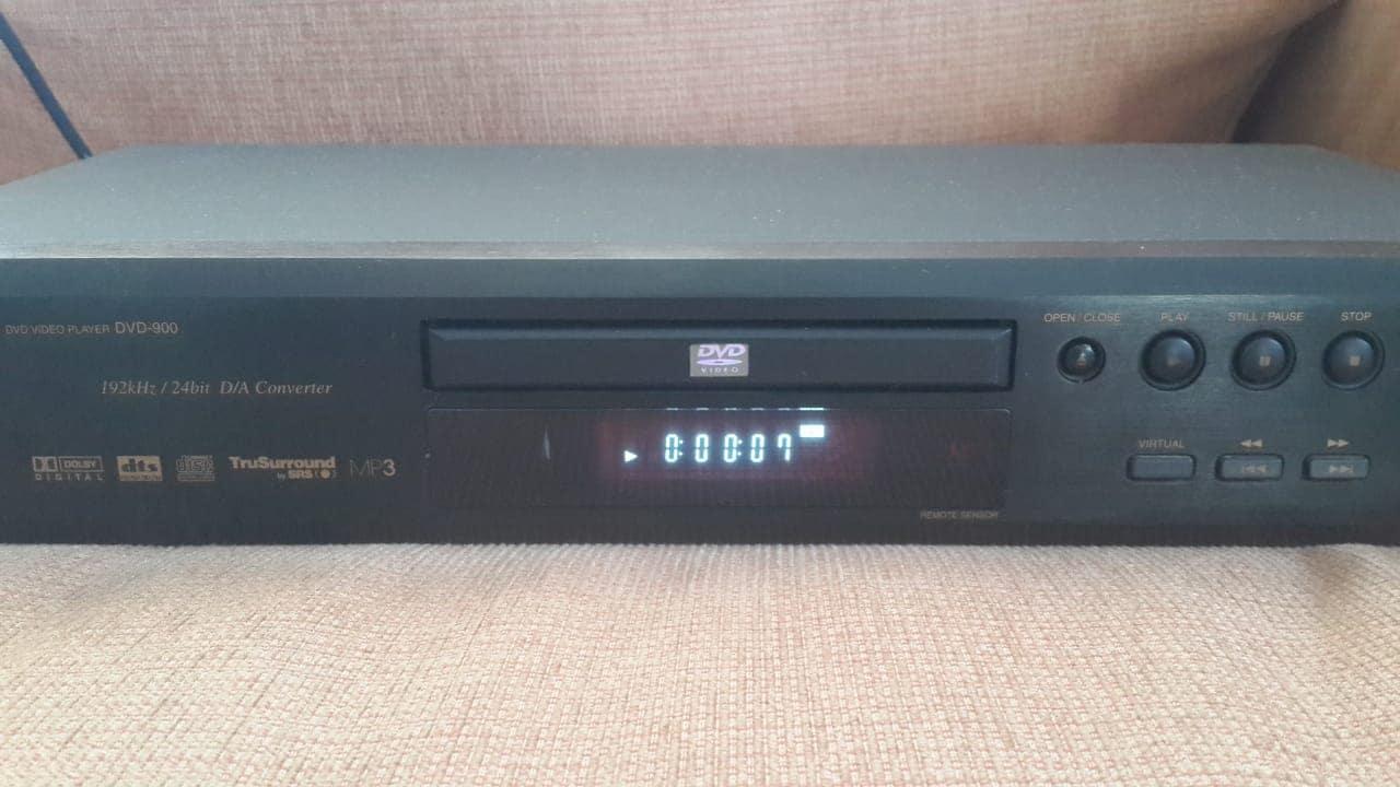 Denon DvD Player Dvd-900