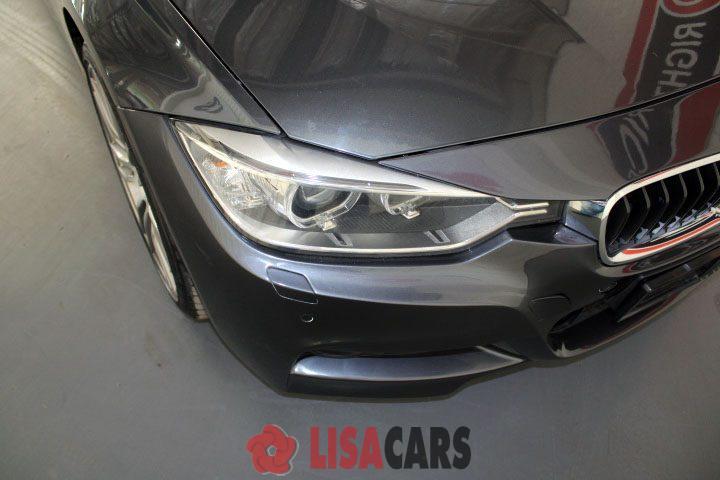 2014 BMW 3 Series 320d M Sport auto