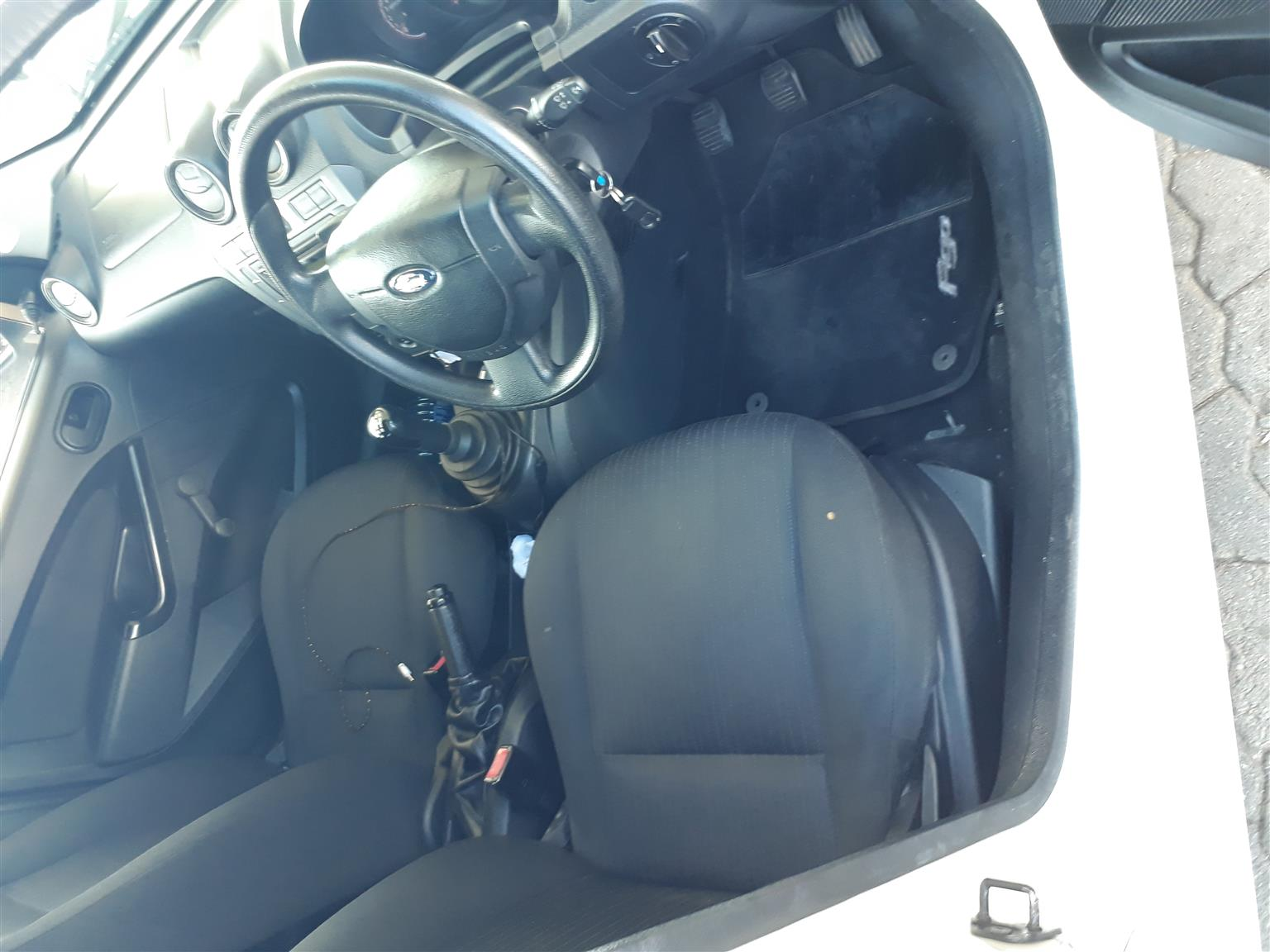 2014 Ford Focus 16 5 Door Ambiente Junk Mail Seats