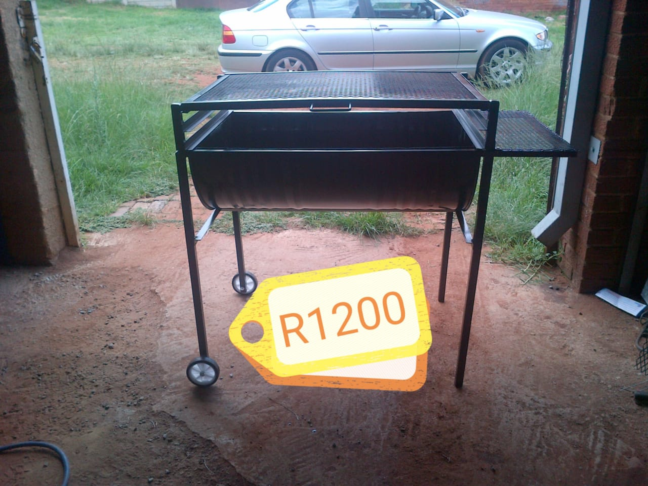 Braais and Stoves