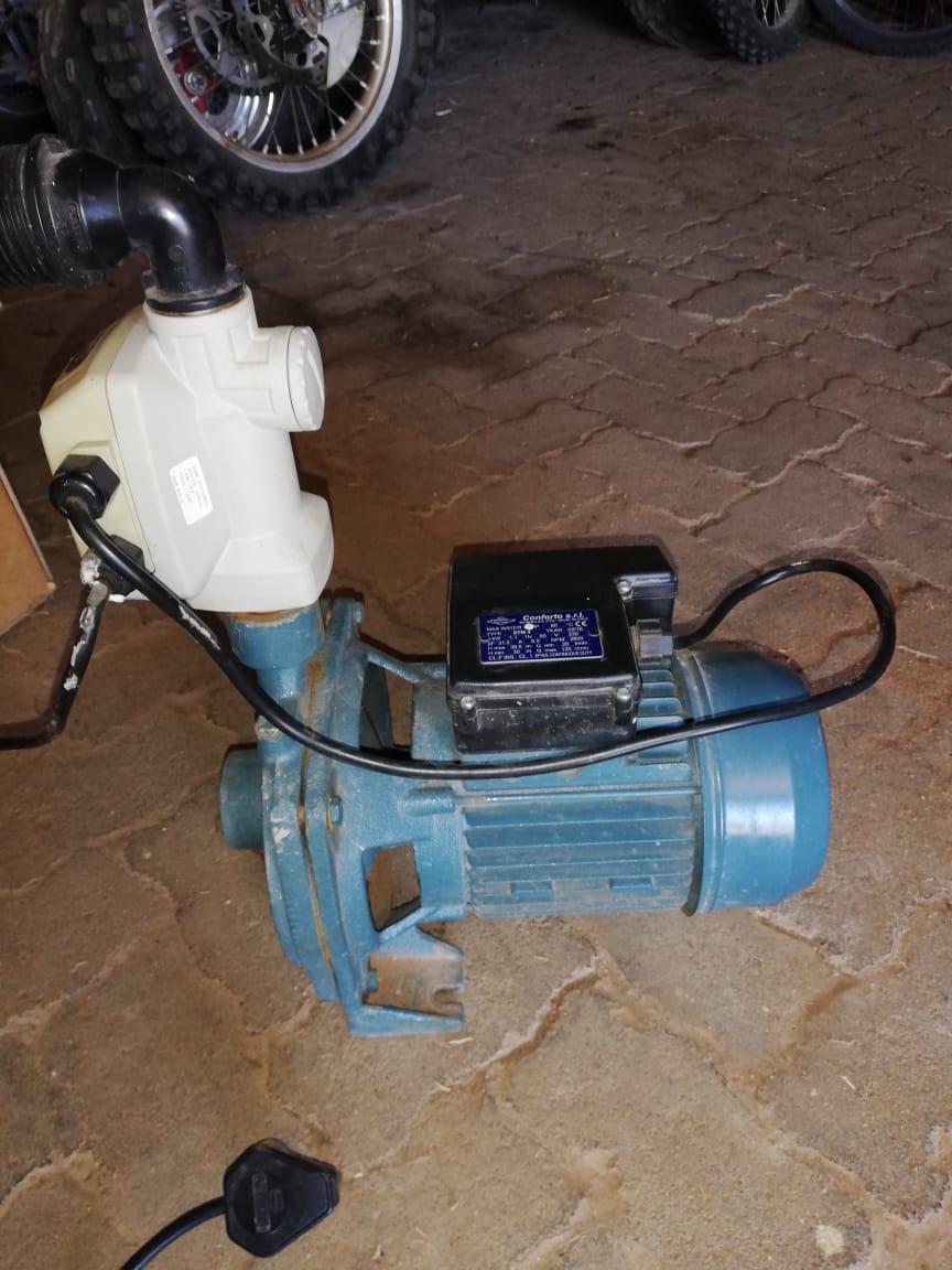 1.1kw Conforto booster pump