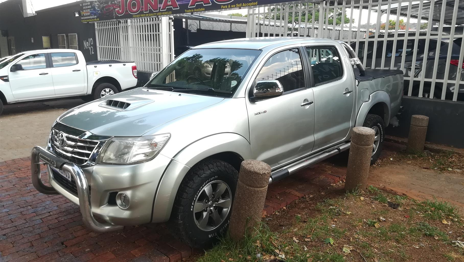 2010 Toyota Hilux 30d 4d Raider Legend 40 Junk Mail Used Cars For Sale With Prices