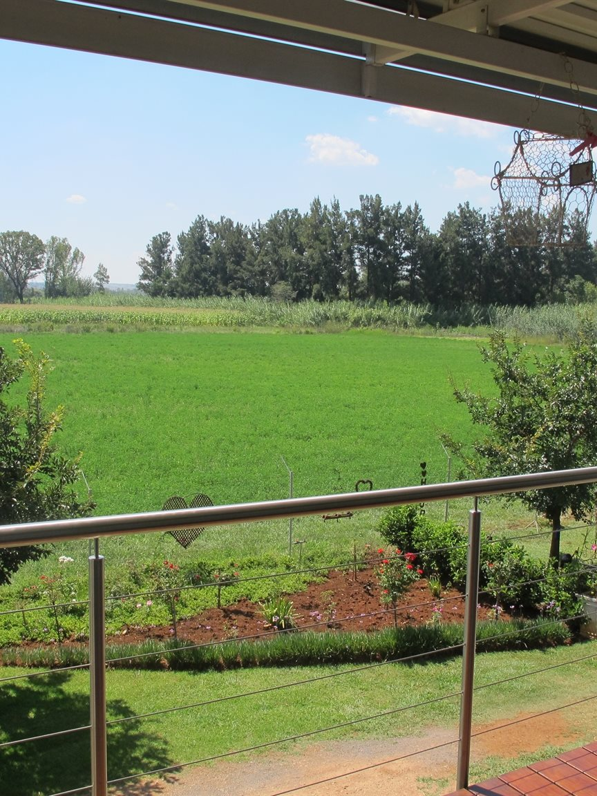 Irrigation land with lot of opportunities