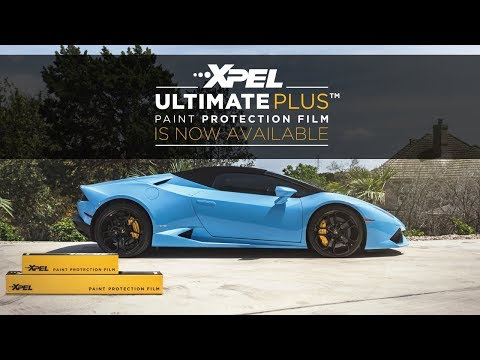 XPEL Ultimate PLUS Vehicle Paint Protection Film