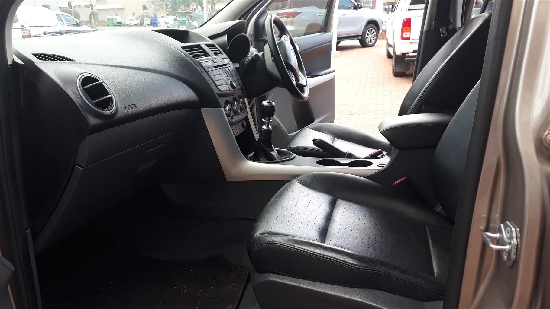 2018 Mazda BT-50 3.2 double cab SLE