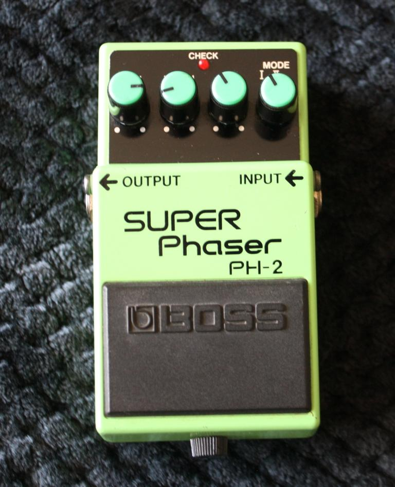 Boss Ph 2 Super Phaser Guitar Effects Pedal Junk Mail