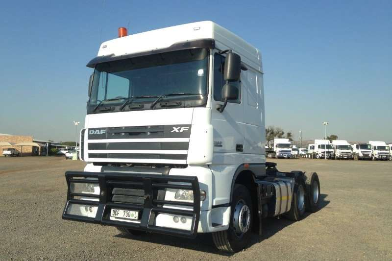 Aktualne 2014 Used DAF XF105.460 Truck Tractor For Sale | Junk Mail BC07