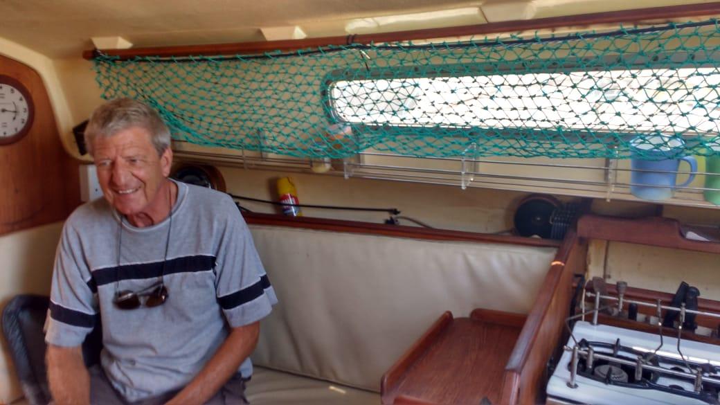 26ft Sadler, unsinkable, good condition, mooring incl P Y.C Durban