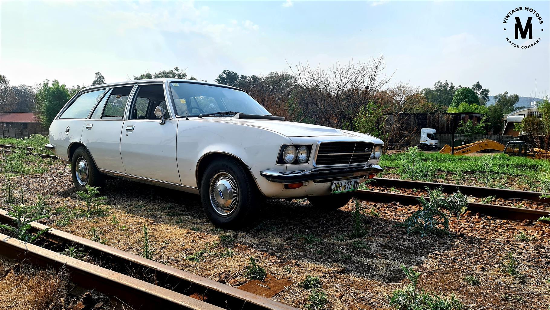 1976 Chevrolet Station wagon 3800