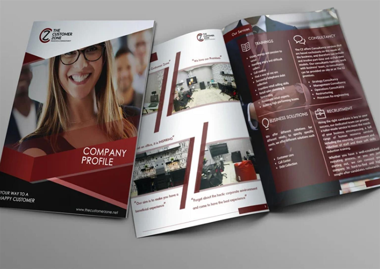 We Design Clean And Professional Catalog