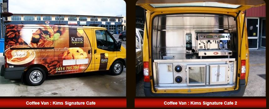 Mobile Coffee Cafe Solutions